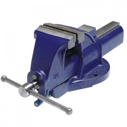 Irwin Record Fitters Vices Width 150mm Depth 115mm 41kg, 25