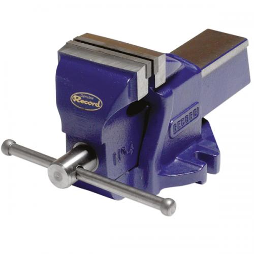 Irwin Record Mechanics Vices Width 76mm Depth 48mm 5.4kg, 1