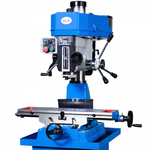 Xest Ling Drilling & Milling Machine 32mm,1500W,80kg ZX-7032(S)