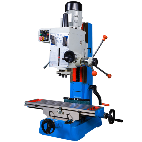 Xest Ling Drilling & Milling Machine 45mm,750W,278kg ZX-7045(S)