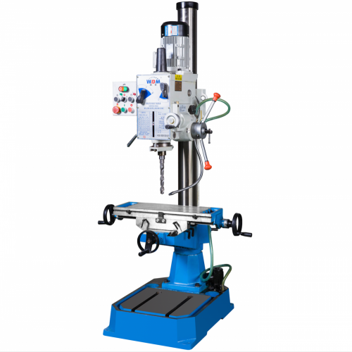Xest Ling Drilling & Milling Machine 40mm,750W,390kg ZX-40BPC