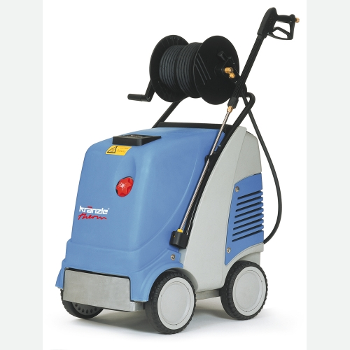 Kranzle H. Pressure Cleaner 130Bar 140°C 3400W 179kg C11/130