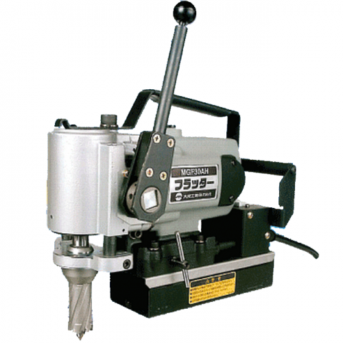 OMI Magnetic Drill Max: 30mmØ & 35mmt, LEG Light, 9kg MGF30AH
