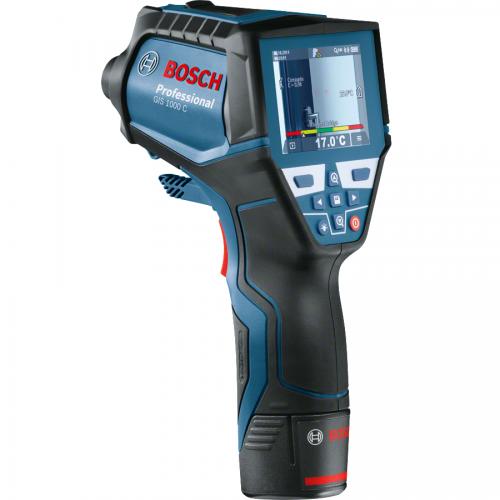 Bosch Thermo Detector -40ºC to +100ºC, 0.1-5m, 0.6kg GIS1000C