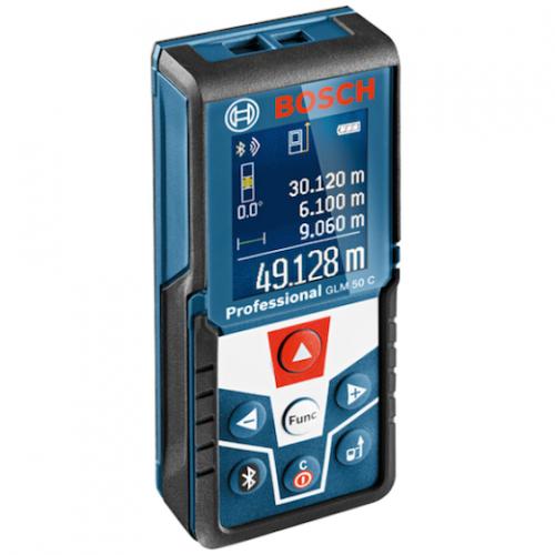 Bosch Laser Rangefinder 50meters GLM50C