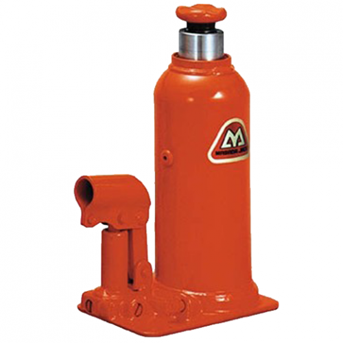 Masada Hydraulic Bottle Jack 10ton,Max.Height 470mm,7.9kg MH-10
