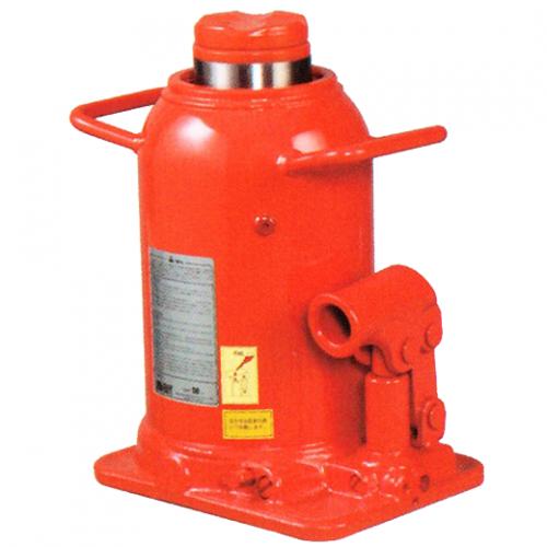 Masada Hydraulic Bottle Jack 50ton,Max. Height475mm, 37kg MH-50Y
