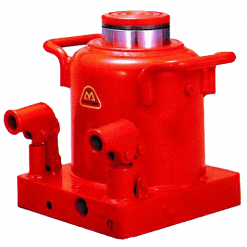 Masada Hydraulic Bottle Jack 100ton,Max.Height450mm,93kg MH-100Y