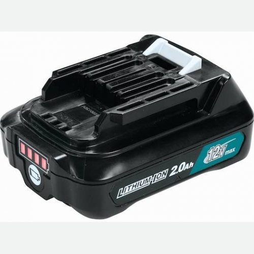 Makita Li-Ion Battery 12V 2.0Ah with Indicator BL1021B