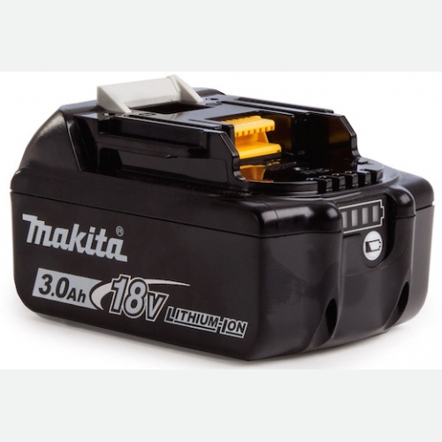 Makita Li-ion Battery 18V 3.0Ah with Indicator BL1830B