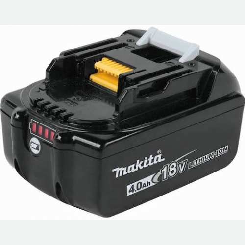 Makita Li-ion Battery 18V 4.0Ah with Indicator BL1840B