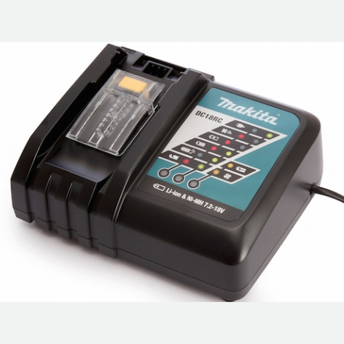 Makita Fast Charger for 18V Li-Ion Battery DC18RC
