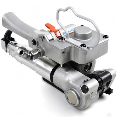 Strapping Tool 19-25mmW, 0.5-1.5mmT, Pneumatic, 3.8kg A25