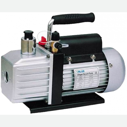 Value Dual Stage Vacuum Pump 1.5CFM, 42L/min, 1/4HP VE215