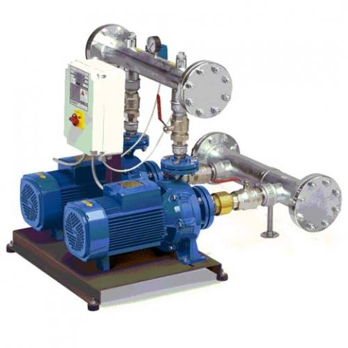 Pedrollo Pressure Boosting Sets, 5.5kW, 1000L/min, CB2-F32/200B