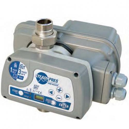 Pedrollo Electronic Pump Controller, 3.0kW, ST T/T 08E
