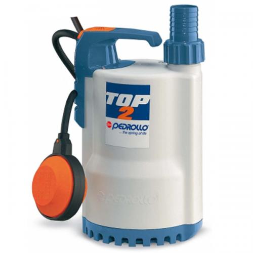 Pedrollo TOP Pump 0.37kW/1, 20~220L/min, 8~1m, 1-1/4