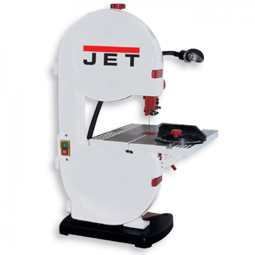 Jet Wood Band Saw 80mm(D) x 230mm(W) 350W 230V JWBS-9