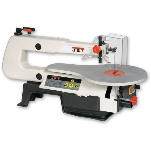JET Scroll Saw 90W, Throat 406mm, Variable Speed, JSS-16