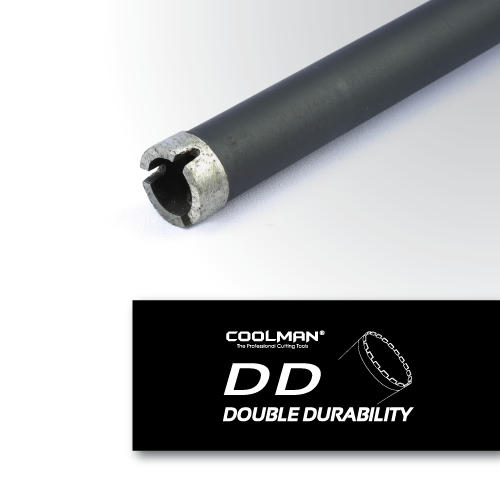 COOLMAN DIAMOND WET CORING BIT DD SERIES