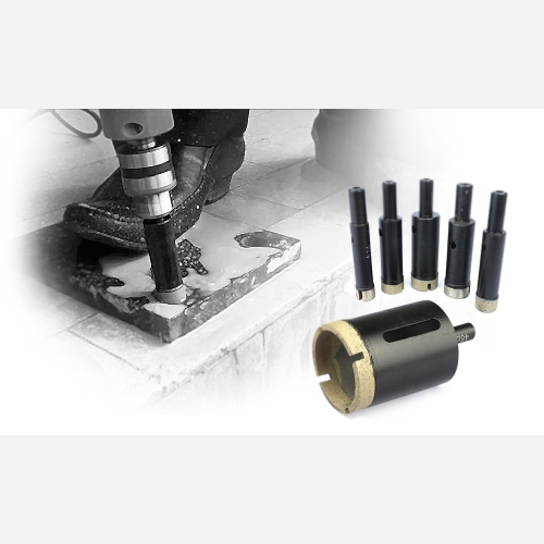 COOLMAN WET STONE BIT SBN SERIES