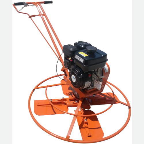 MIKASA Cement Power Trowel with Robin Engine 910mm, 74kg MPT-36B