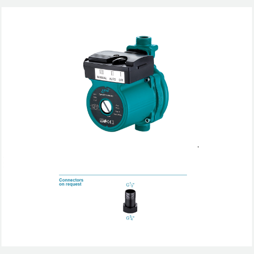 LEO BOOSTER/CIRCULATION PUMP LRP15-90A/160