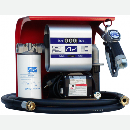Adam Pumps for Diesel Transfer 80L/min, 2.5Bar, 550W Hi-Tech80
