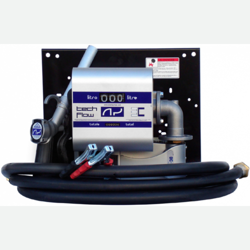 Adam Pumps for Diesel Transfer 40L/min, 1.3Bar, 24V Wall-Tech24V