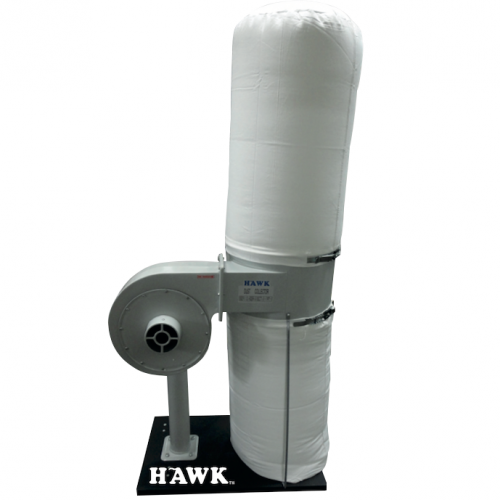 HAWK Dust Collector 1500W, 125mm, 42150L/min, 51kg FM300