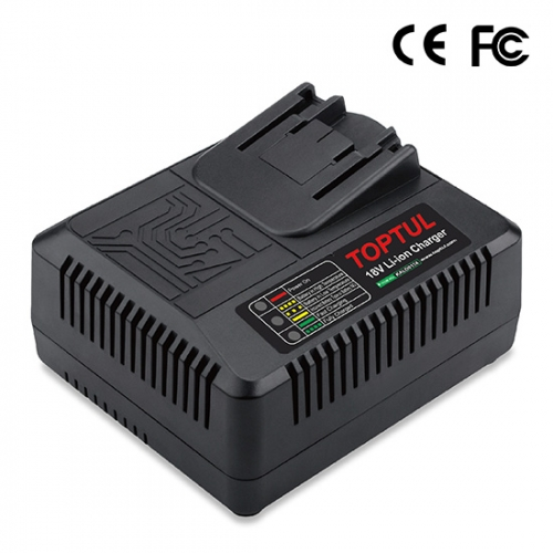 Toptul 18V Fast Charger