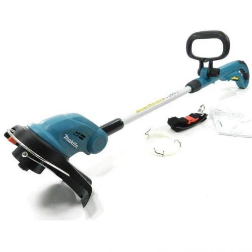 Makita 18V Cordless grass trimmer.