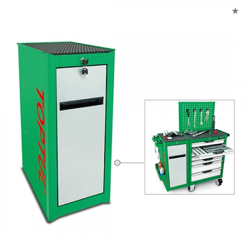 Toptul Side Cabinet - GREEN