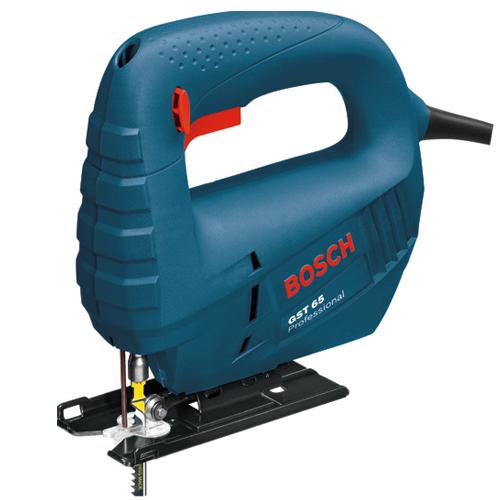 Bosch Jigsaw 400W, 3100spm, 65mm Depth in Wood, 1.7kg GST65