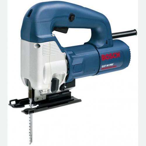 Bosch Jigsaw Speed Control, 580W, 3100spm, 2.4kg GST80PBE