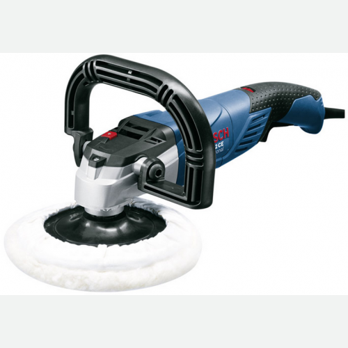 Bosch Car Polisher 180mm, 1250W, 0-3000rpm, 2.5kg GPO12CE