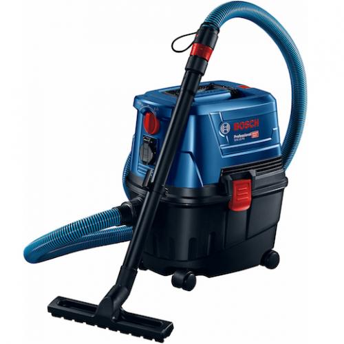 Bosch Wet & Dry Vacuum Cleaner 1100W, 15L, 6kg GAS15PS
