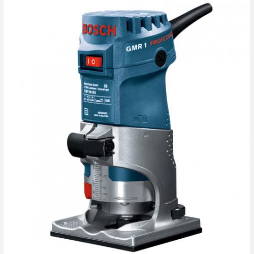 Bosch Wood Trimmer 6mm, 550W, 33000rpm, 1.5kg GMR1