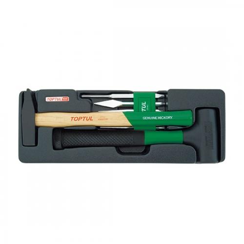 7PCS - Chisels & Hammers Set