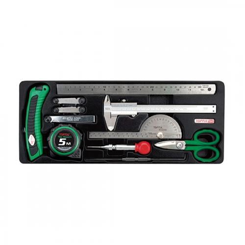 11PCS - Measuring, Marking & Cutting Tool Set