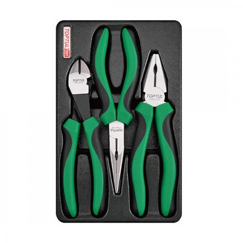 3PCS - Pliers Assortment Set