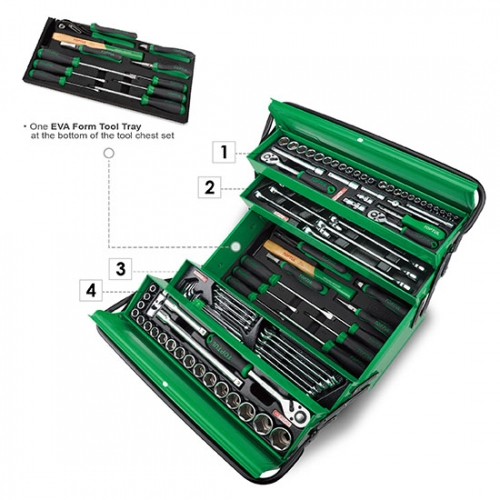 94PCS Tool Chest Set
