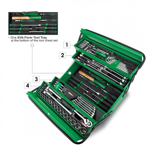 111PCS Tool Chest Set