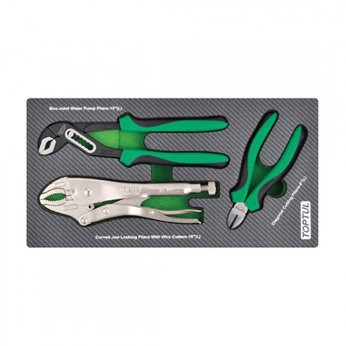 3PCS - Pliers Assortment Set