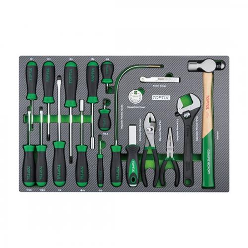 19PCS - Combination Tool set