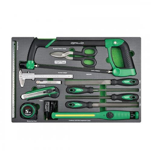 12PCS - Combination Tool Set
