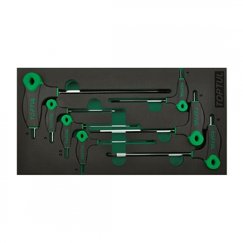 7PCS - L-Type Two Way Hex Key Wrench Set