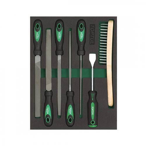 7PCS - File Tool Set