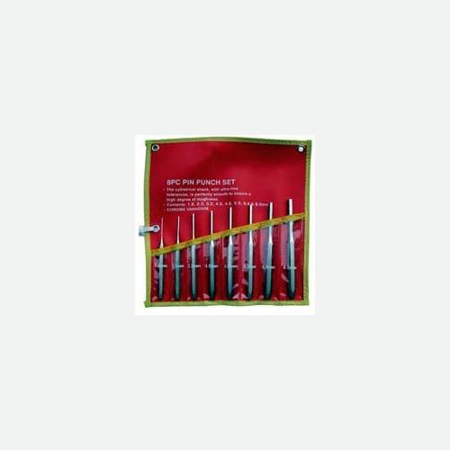 King Toyo 8Pcs Pin Punch Set