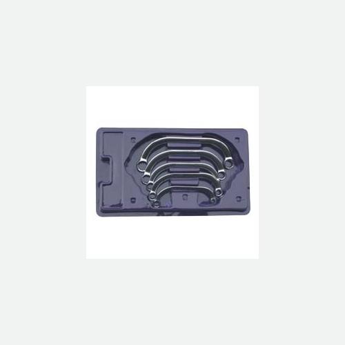 King Toyo Half-moon Offset Box Wrench Set
